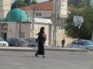 שכונות ערביות בלוד.צילום:עמיעד טאוב