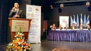 יאיר רביבו, הפרס מבטא את הכמיהה לקידום השלום והדו-קיום בחברה הישראלית.צילום.דוברות עיריית לוד