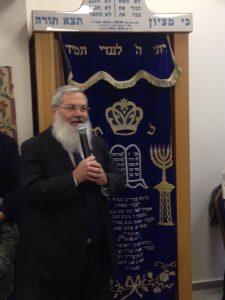 הרב אלי בן דהאן .צילום קובי דילמוני