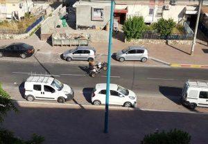 משטרת ישראל יצאה למבצע אכיפה ברחובות לוד.צילום דוברות העירייה