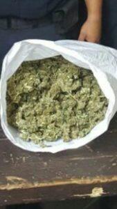 הסמים שנתפסו על ידי המשטרה צילום דוברות המשטרה