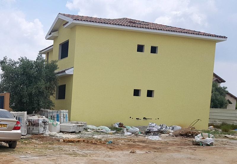 בנייה בלתי חוקית בלוד
