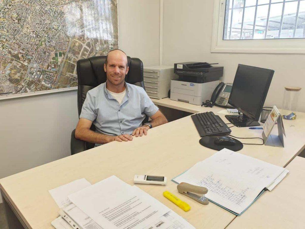 יאיר גולדמן – מנהל אגף תפעול