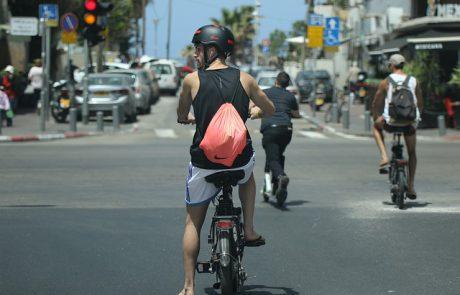 לוד: רכב על אופניים חשמליים ללא קסדה – ונתפס עם מאות כדורי אקסטזי