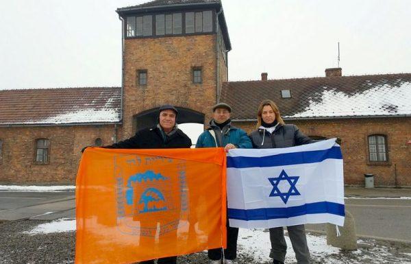 תלמידי אורט לוד שבו ממסע מגבש ומלמד בפולין