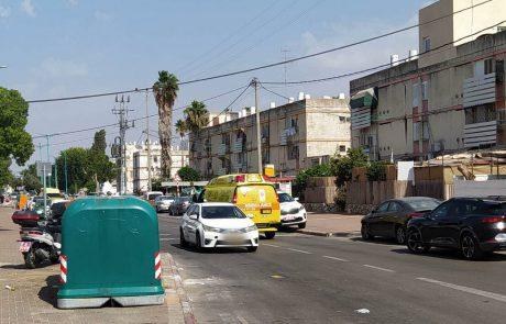 בן 35 נדקר ברחוב שלמה המלך בלוד