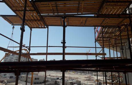 המלצה לכתבי אישום וגרימת מוות ברשלנות בתאונת הבנייה ברמלה לפני 4 חודשים
