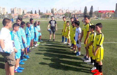 """בי""""ס 'נעם נריה' הזוכה בטורניר """"שער שוויון"""" בלוד"""