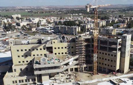 עוברים: בעוד כחצי שנה תעבור עיריית לוד למבנה החדש בעיר העתיקה