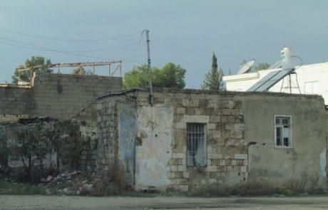 """יו""""ר ועדת הפנים ח""""כ אמסלם בסיור בלוד:""""ערבי כיהודי צריך לשלם ארנונה ומים"""""""