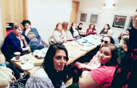 תכנית נשים מובילות ביום סיור בשכונות העיר לוד