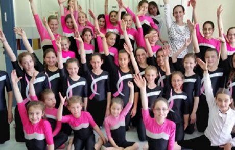 """9 בנות מנבחרת 'התעמלוד"""" זכו ב-14 מדליות"""