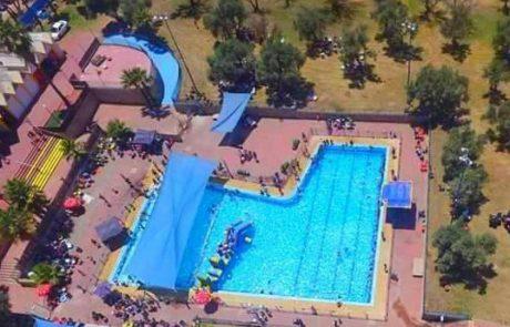 בריכת שחייה ניו ליג לוד: נגמרה הקורונה, נפתחת עונת הרחצה