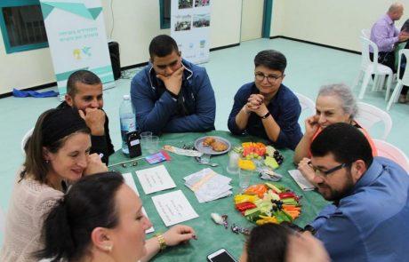 אקטיביזם לסובלנות בערב דיאלוג שכונות בלוד