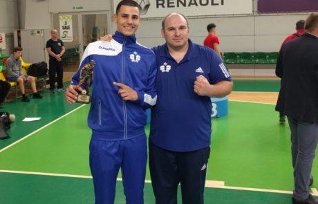 הישג לדניאל איליושונוק מלוד לקראת אליפות אירופה באגרוף