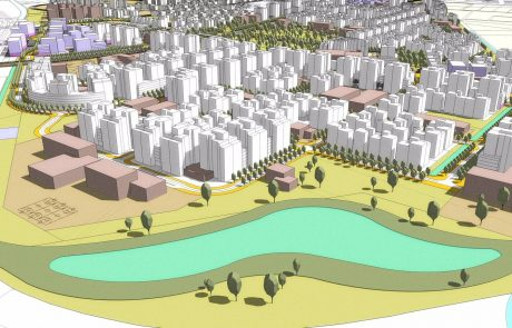"""תכנית ניר צבי בלוד אושרה בותמ""""ל, תוספת של 11,500 דירות חדשות בלוד"""