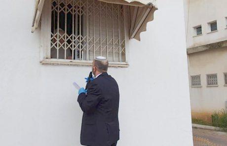 כואב ומרגש: נפטר האב השכול שזכה לביקור של ראש העיר בערב יום הזיכרון בלוד