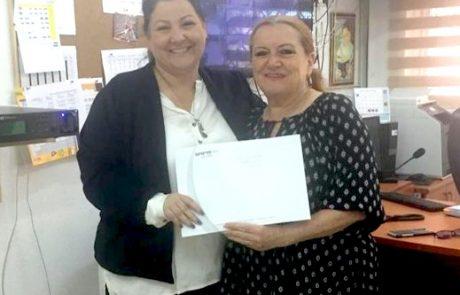 """מענק מיוחד של """"ידיד לחינוך"""" לרכישת ספרים חדשים לספריות בתי הספר היסודיים בלוד"""