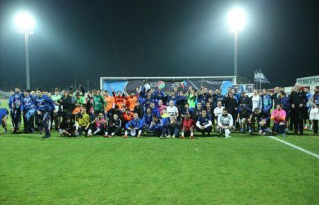 """לוד על המפה: גמר טורניר """"מדינת הכדורגל"""" ואליפות בינלאומית בהיאבקות נערכו בלוד"""