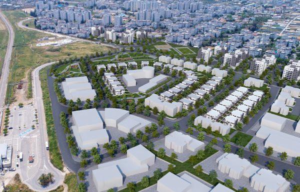 קבוצת אבני דרך היזמית הראשונה שמתחילה לבנות את הרובע הבינלאומי החדש בלוד