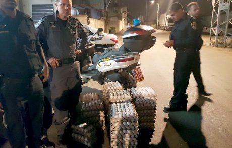 מגבירים את הביטחון בלוד: הוסרו עשרות מצלמות בלתי חוקיות, הושמדו אלפי ביצים ונסגר בית הימורים
