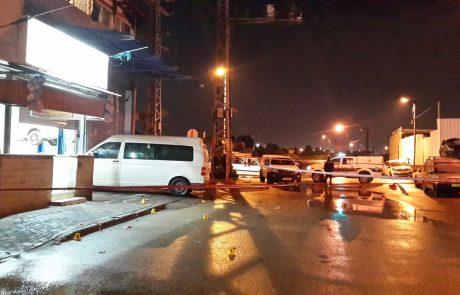 חיסול חשבונות בלוד:צעיר נרצח בקיוסק ברחוב המסגר