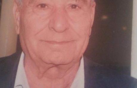 """לזכרו של חבר מועצת העיר לשעבר, חיים קסקס ז""""ל"""