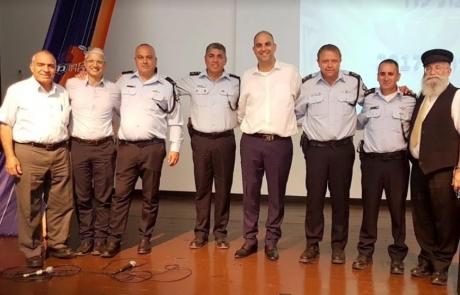 חילופי מפקדים במשטרת לוד