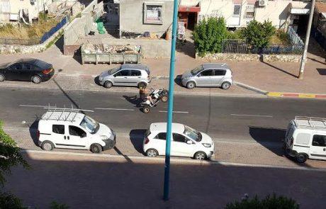 משטרת ישראל ערכה מבצע אכיפה כנגד טרקטורונים בעיר לוד