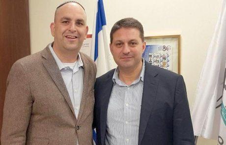 """בכובע כפול: יאיר רביבו נבחר לכהן כסגן יו""""ר מרכז השלטון המקומי בישראל"""