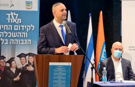 האוניברסיטה העברית ועיריית לוד בשיתוף פעולה ייחודי: המטרה – 25% יותר סטודנטים בני העיר
