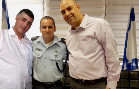 משטרת לוד – מקום ראשון כתחנה קהילתית מצטיינת לשנת 2019