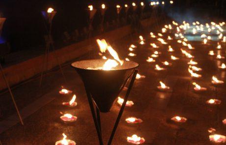 זיכרוןהשואהוהגבורה בצל הקורונה: לוד התייחדה עם זכר שישה מיליוני היהודים שנרצחו בשואה