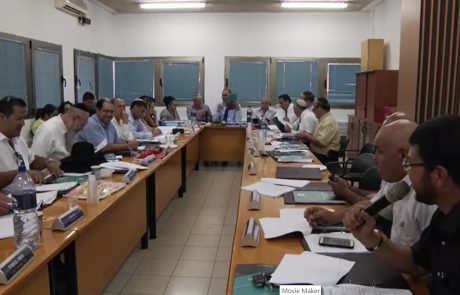 """ישיבת המועצה:חברת מועצה דתית חדשה ושת""""פ עם מד""""א"""