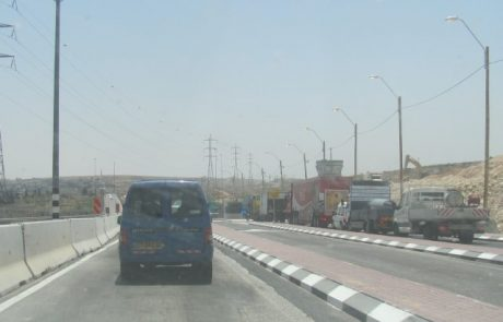 תושבי לוד השליכו אבנים על רכבים בכביש 443
