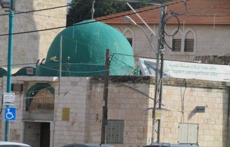 ראש העיר רביבו הותקף במסגד: לא אתן לקיצוניים לחבל בדו קיום בלוד.