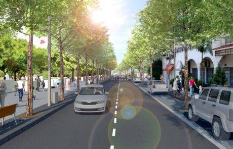 הגורמים הרשמיים מסבירים: מה גורם לעיכוב בהשלמת פרויקט רחוב הרצל