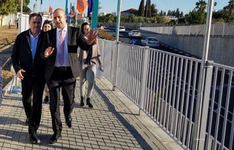 """יאיר רביבו לשר התחבורה: חבר את הרכבת הקלה מלוד עד נתב""""ג"""