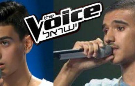 אלי חולי ודודי בוזגלו, נציגי לוד ב The Voice