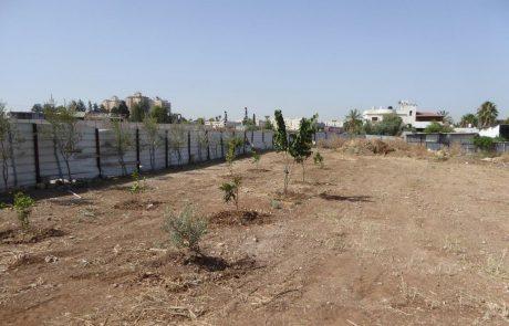 לוד: רשות מקרקעי ישראל הוציאה צו סילוק פולשים נגד תושבי לוד שגידרו לשימושם אדמות מדינה