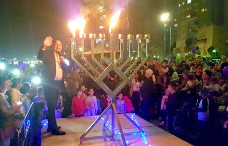 מאירים את לוד בחנוכה עם פסטיבל במזרח השלישי בעיר