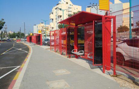 תחבורה ציבורית חדשה מתחילה בלוד
