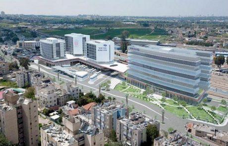 מרכז תחבורה משולב בלוד