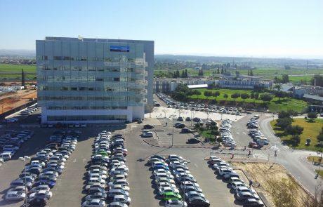 """ה""""סיטי"""" של ישראל: בנק לאומי יעביר את משרדי ההנהלה ללוד"""