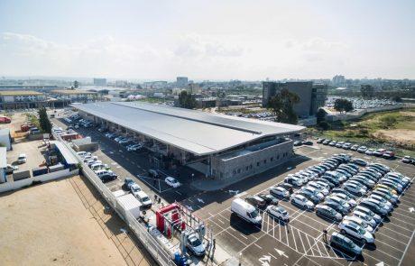 מוסיפים תעסוקה: AVIS חנכה מתחם שירות חדש בלוד – בהשקעה של כ- 30 מיליון ₪