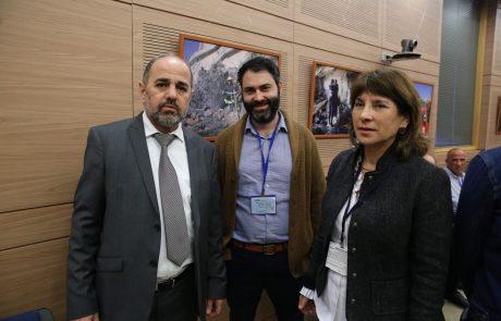 דיון מיוחד בועדת החינוך בכנסת בנושא חיים משותפים בין יהודים וערבים