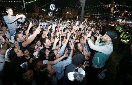 לוד חגגה עצמאות 70 למדינה ולשחרור העיר