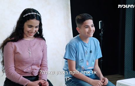 """""""אתה ערבי או ישראלי?"""" – כשבני נוער ערבים ענו על שאלות ללא פילטרים"""