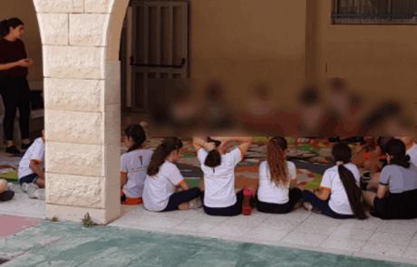 עמותת אור ירוק ברמלה מציגה: חוויית בטיחות בדרכים לילדים