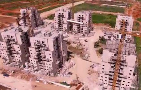 """ערוץ 13: לוד היא עיר העשור בנדל""""ן עם זינוק של 80% במחירי דירות"""